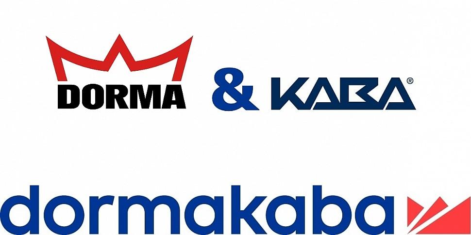 DORMA и KABA объединились в dormakaba