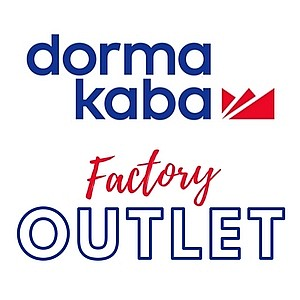 Новый раздел «dormakaba Factory OUTLET»