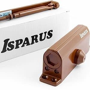 Новые модели дверных доводчиков ISPARUS на складе в Москве!
