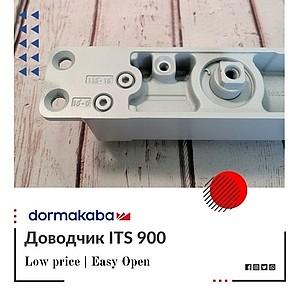 Доводчик скрытой установки dormakaba ITS 900